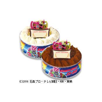 キャラデコスペシャルデー 仮面ライダー エグゼイド (チョコレート)/(ホワイトチョコレート)