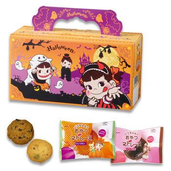 ハロウィン 焼菓子ボックス