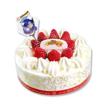 こどもの日 苺のショートケーキ(SS・S・M・L)