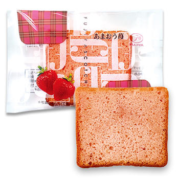 スコッチケーキ (あまおう苺)