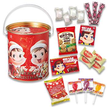 クリスマスパーティバケツ缶