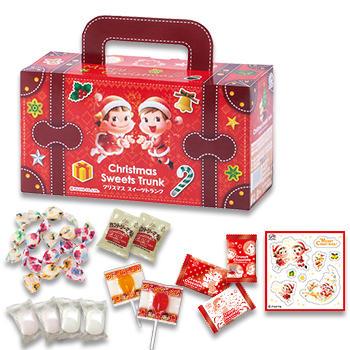 クリスマススイーツトランク