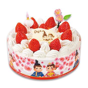 ひなまつり オリジナルショートケーキ(S・M・L)