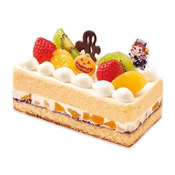 にぎやかバトンケーキ