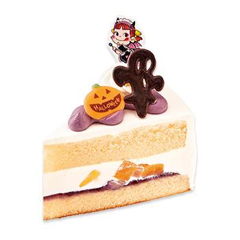 ハロウィンショートケーキ
