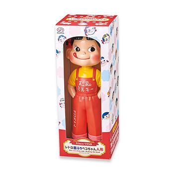 レトロ首ふりペコちゃん人形