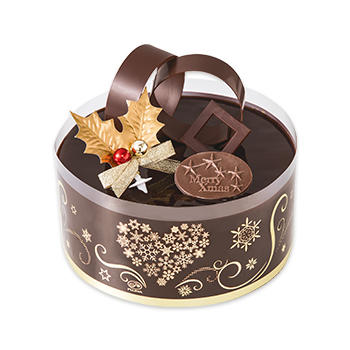 クリスマスプレミアムショコラケーキ