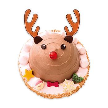 となかいさんケーキ