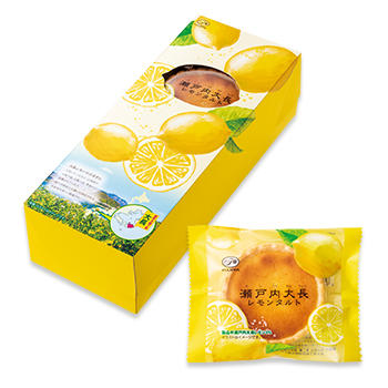 瀬戸内大長レモンタルト(5個入)