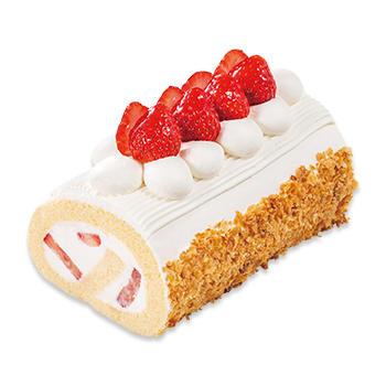 国産苺のロールケーキL
