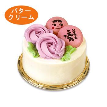 ペコちゃんミルキーバターケーキ