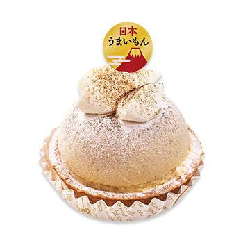 石川県産加賀棒ほうじ茶のチーズタルト