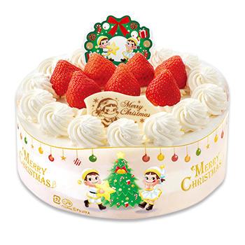 クリスマスオリジナルショートケーキ(S・M・L)