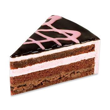 熊本県産ゆうべに苺のザクザクチョコケーキ