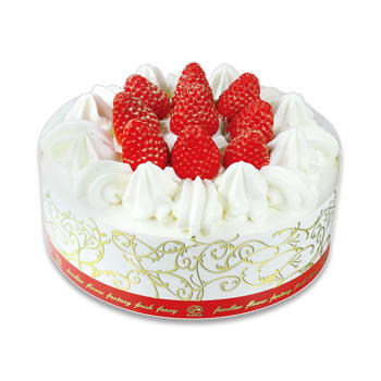 苺のショートケーキ(SS・S・M・L)