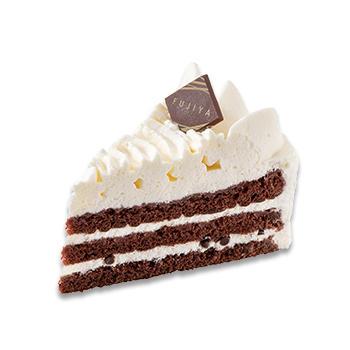 ホワイトチョコ生ケーキ(小物)