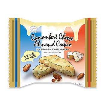 カマンベールチーズアーモンドクッキー
