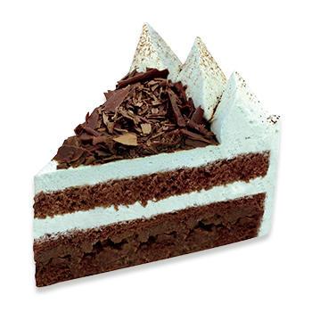 ザクザクチョコミントケーキ