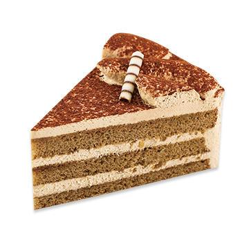 キリマンジャロコーヒーのケーキ