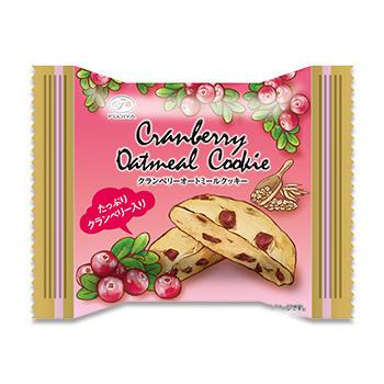 クランベリーオートミールクッキー