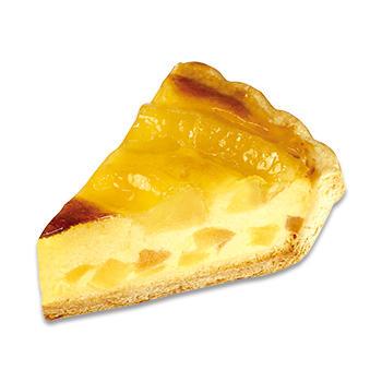 青森県産ふじりんごのカスタードパイ