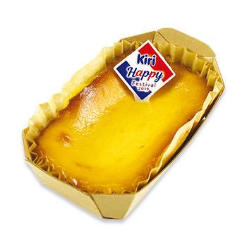 ベイクドチーズケーキ(フランス産クリームチーズ使用)