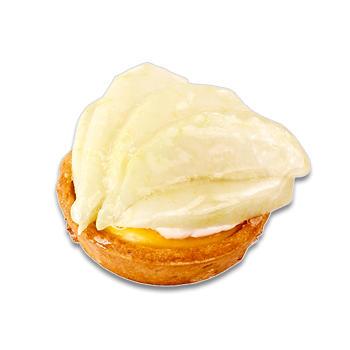 ラ・フランスのチーズタルト