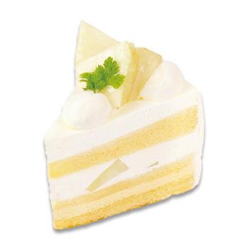ラ・フランスのショートケーキ