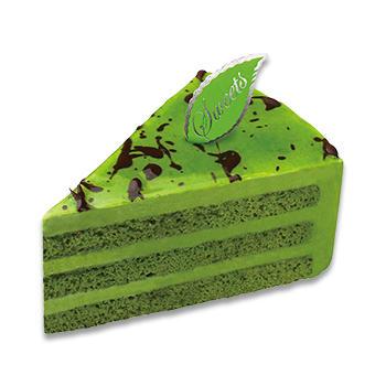 丸久小山園厳選 濃い抹茶のケーキ