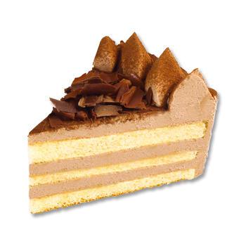 ミルクチョコ生ケーキ