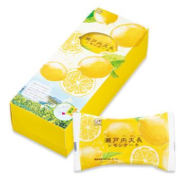 瀬戸内大長レモンケーキ(5個入)