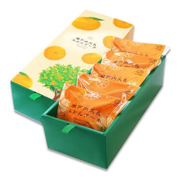 瀬戸内大長みかんケーキ(5個入)