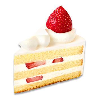 プレミアムショートケーキ
