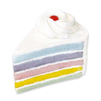 夢色レインボーケーキ