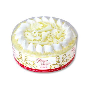 ホワイトチョコ生ケーキ(S・M)