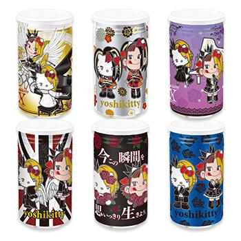 yoshikitty×ペコ ミルキー缶