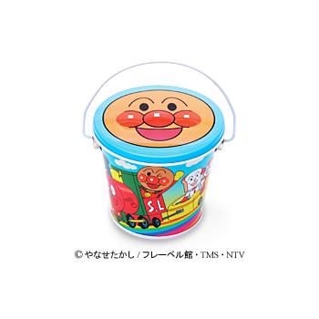 アンパンマンミニバケツ缶
