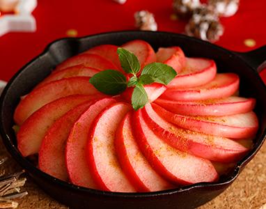 フィリング りんご