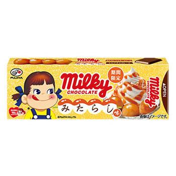 10枚ミルキーチョコレート(みたらし)SP