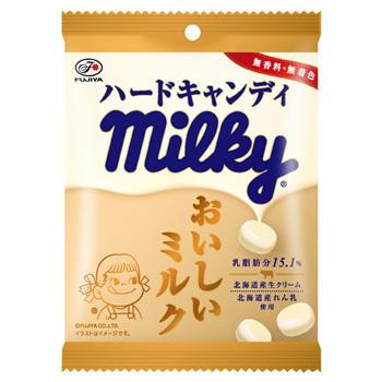 40gミルキーハードキャンディ(おいしいミルク)袋