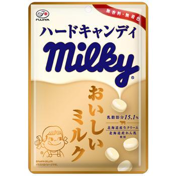 80gミルキーハードキャンディ(おいしいミルク)袋