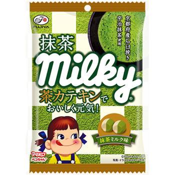 80g抹茶ミルキー(茶カテキン)袋