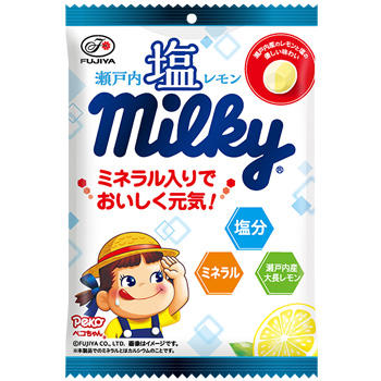 80g瀬戸内塩レモンミルキー(ミネラル)袋