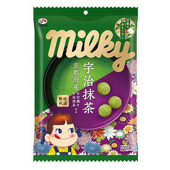 80g宇治抹茶ミルキー(日本のおもてなし)袋