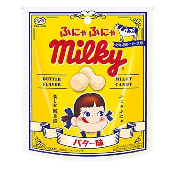 41gふにゃふにゃミルキー(バター味)袋