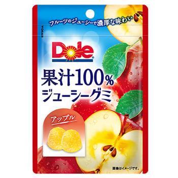 40gドール果汁100%ジューシーグミ(アップル)