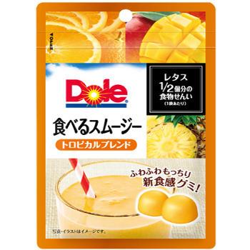 40gドール食べるスムージー(トロピカルブレンド)