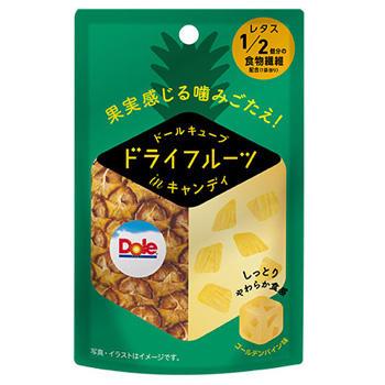 42gドールキューブドライフルーツinキャンディ(ゴールデンパイン)