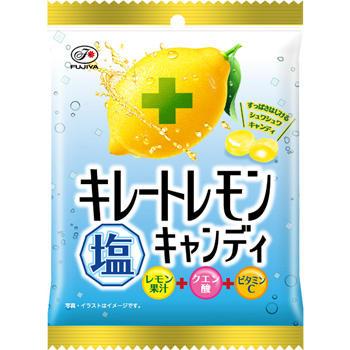 70gキレートレモン塩キャンディ袋