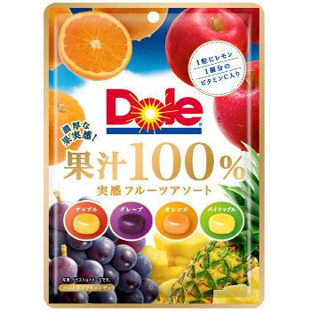 70gドールキャンディ(実感フルーツアソート)袋
